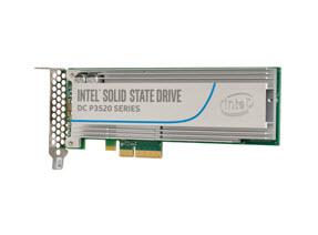 SSD Intel DC P3520 Series 1.2TB (1200GB), 1/2 Height PCIe 3.0 x4, 3D1, MLC