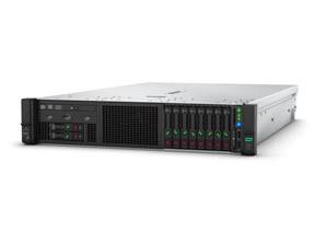 HPE ProLiant DL380 Gen10 S4108 1.8GHz 1P 8C 16GB, 8SFF CTO Server