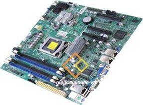 Main bo mạch máy chủ Supermicro X9SCL-F