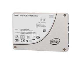 Intel SSD DC S3500 Series 80GB, 2.5in SATA 6Gb/s, MLC