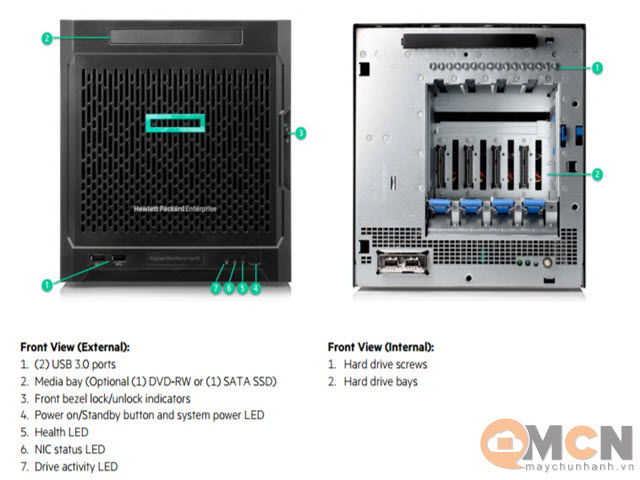 may-chu-server-hpe-MicroServer-gen10