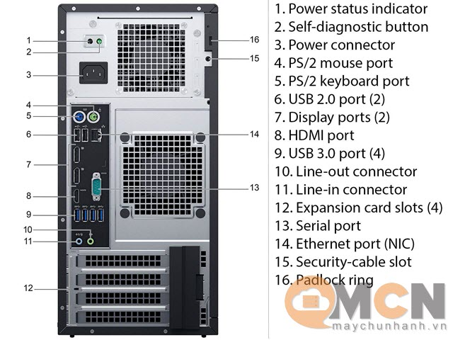server-dell-poweredge-t30
