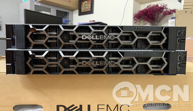 [Review] Hình ảnh thực tế máy chủ (Server) Dell PowerEdge EMC R740XD