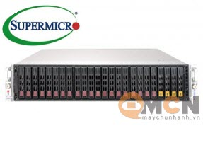 Máy Chủ Supermicro SuperServer System SYS-2029U-TR4T Rackmout 2U