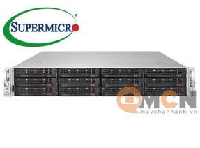 SuperServer System SYS-6029U-TRT Máy Chủ Supermicro Rackmout 2U