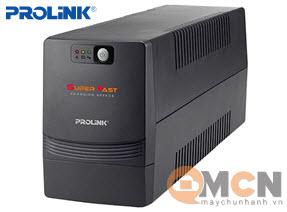 UPS Prolink Line Interactive 1200VA PRO1201SFC Bộ Lưu Điện