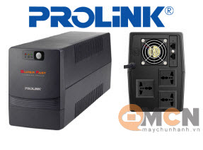 Line Interactive UPS Prolink 1500VA PRO1501SFC Bộ Lưu Điện
