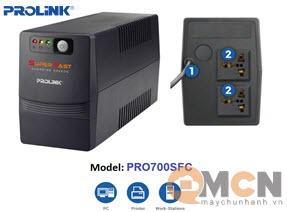 Bộ Lưu Điện Prolink Line Interactive UPS 650VA PRO700SFC
