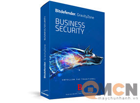 Phần Mềm Diệt Virus Bitdefender GravityZone Business Security