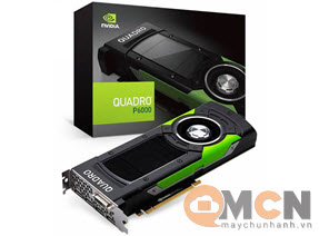 Graphics Card NVIDIA Quadro P6000 24GB Z0B12AA Máy Trạm Workstation