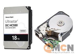 WUH721818ALE6L4-Ổ cứng HDD 18TB Western Enterprise Ultrastar DC HC550