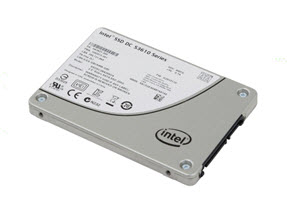 Intel SSD DC S3610 Series 1.6TB, 2.5in SATA 6Gb/s, 20nm, MLC