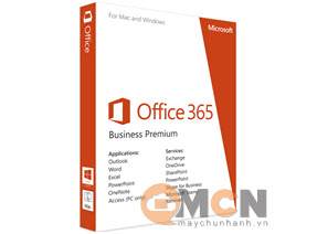 Office 365 Business Premium Phầm Mềm Microsoft Office