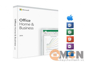 Microsoft Office Home and Business 2019 English T5D-03249