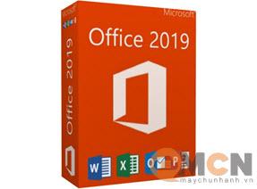 Phầm Mềm Microsoft OfficeStd 2019 SNGL OLP NL 021-10609