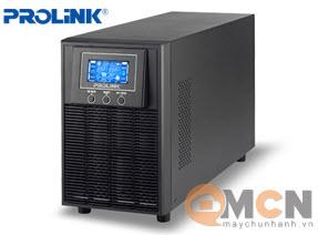 UPS Prolink Online 2000VA PRO802ES Bộ Lưu Điện