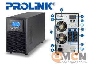 Bộ Lưu Điện Prolink Online UPS 3000VA PRO803ES