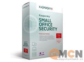 Kaspersky KSOS 1 Server+10PCs Phần Mềm Diệt Virus Máy Chủ