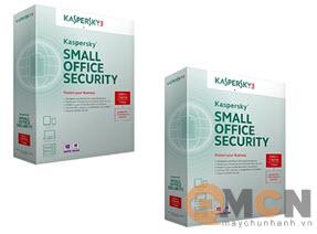 Phần Mềm Diệt Virus Kaspersky Small Office Security Dùng Cho Máy Chủ