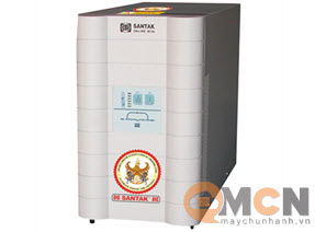 Santak C1K - Tower, White 1kVA/0.7kW True On-Line UPS