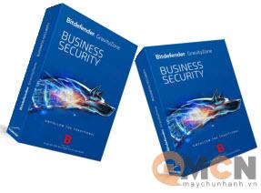 Phần Mềm Diệt Virus Bitdefender Business Security AL12861006A-EN
