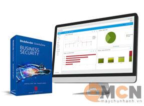 Phần Mềm Diệt Virus Bitdefender Business Security AL1286100C-EN