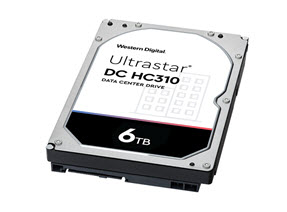 Ổ cứng WD ULTRASTAR ENTERPRISE DC HA310 6TB SATA 3.5