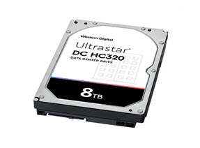 Ổ cứng WD ULTRASTAR ENTERPRISE DC HA320 8TB SATA 3.5