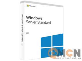 Windows Server Stdcore 2019 SNGL OLP 9EM-00652 Hệ điều hành máy chủ
