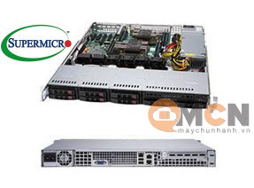 Máy Chủ Supermicro SuperServer System SYS-1029P-MT Rackmout 1U