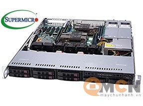 SuperServer System SYS-1029P-MTR Máy Chủ Supermicro Rackmout 1U