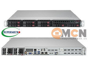 SuperServer System SYS-1029P-WTR Máy Chủ Supermicro Rackmout 1U
