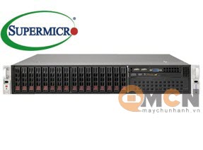 Máy Chủ Supermicro SuperServer System SYS-2029P-C1R Rackmout 2U