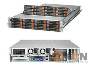 Supermicro SuperStorage 6029P-E1CR24L Thiết Bị Lưu Trữ Storage