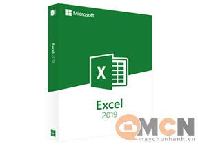 Microsoft Office Excel 2019 Sngl OLP NL 065-08677 phần mềm (Softwave)