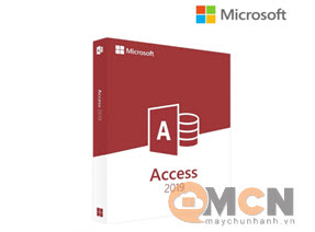 Phần Mềm Microsoft Office Access 2019 (Softwave Office) 077-07233