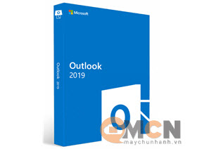 Phần Mềm Microsoft Office Outlook 2019 (Softwave Office) 543-06601