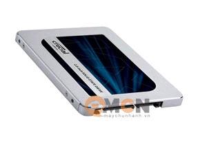 Ổ cứng SSD Crucial 500GB MX500 3D NAND TLC Sata 6.0Gb/s 2.5