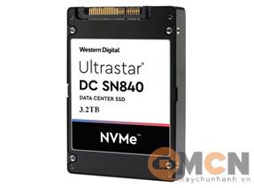 Ổ Cứng Máy Chủ WD Ultrastar SN840 3.2TB NVMe U.2 SSD WUS4C6432DSP3X1