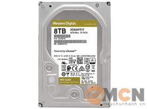 WD8004FRYZ Ổ cứng HDD 8TB WD Enterprise Gold 3.5