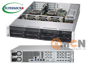 SuperServer System SYS-5029P-WTR Máy Chủ Supermicro Rackmout 2U