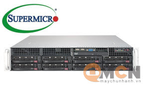 Supermicro SuperServer System SYS-6029P-TR Máy Chủ Rackmout 2U