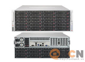 Storage Supermicro SuperStorage 5049P-E1CTR36L Thiết Bị Lưu Trữ