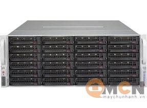 Supermicro SuperStorage 6049P-E1CR36L Thiết Bị Lưu Trữ Storage