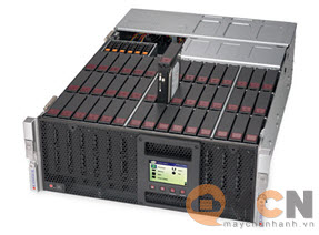 Storage Supermicro SuperStorage 6049P-E1CR45L+ Thiết Bị Lưu Trữ