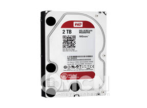 Ổ cứng Western Digital Red 2TB 3.5 SATA 3 64 MB Cache
