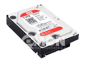 Ổ cứng Western Digital Red 3TB 3.5 SATA 3 64 MB Cache