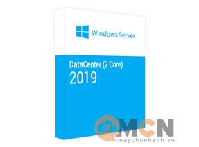 Hệ điều hành máy chủ Windows Server Data Center 2019 - 2Core 9EA-01045