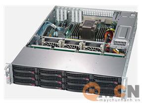 Storage Supermicro SuperStorage 5029P-E1CTR12L Thiết Bị Lưu Trữ