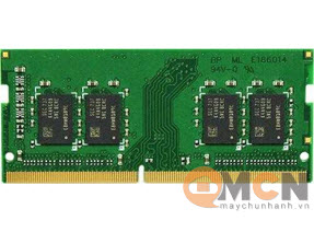 Synology 4GB DDR4 2400MHZ Non-ECC Unbuffered SO-DIMM D4NESO-2400-4G